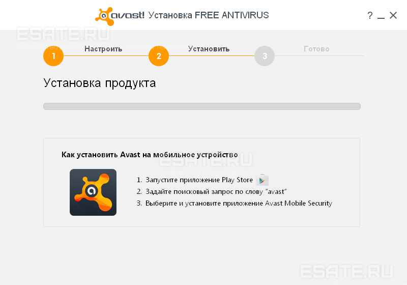 Настройка Windows 7: Процесс установки антивируса AVAST на Windows 7